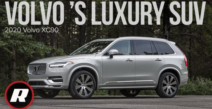 The 2021 Volvo Xc90 Commercial Song