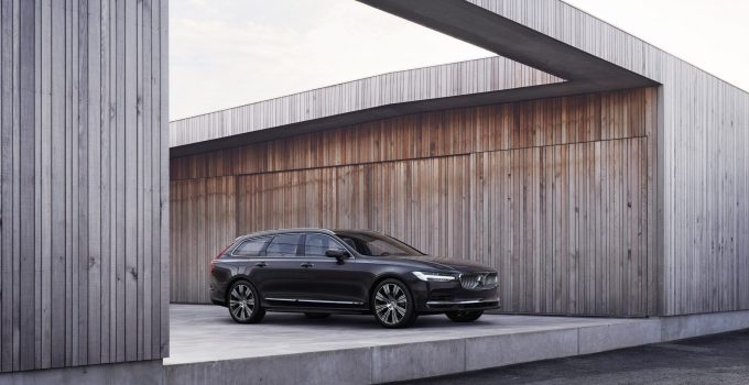 2021 Volvo S90 Build, Battery Location, Colors