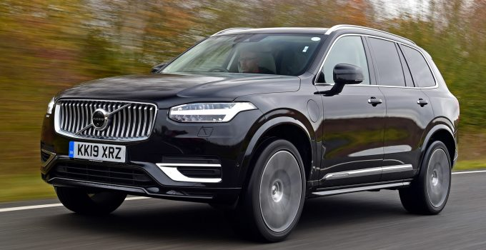 2021 Volvo Xc90 Advance Package, Awd, Accessories
