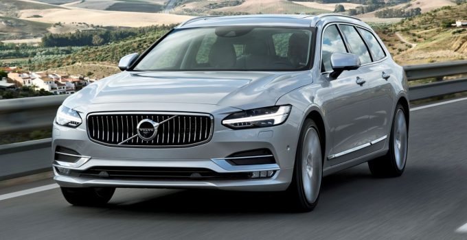 2021 Volvo V60 Cross Country Colors, Crash Test, Dimensions