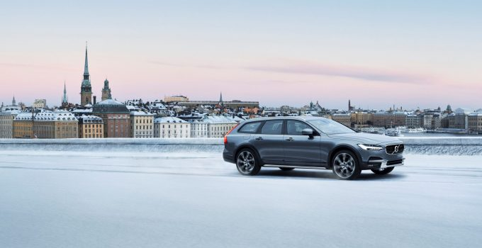 2021 Volvo V90 Cross Country Colors, Lease, Manual