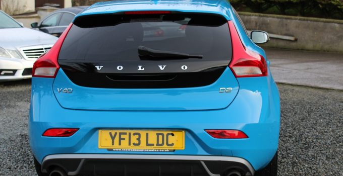 2021 Volvo V40 Colors, Electric, Fuel Economy, Insurance Group