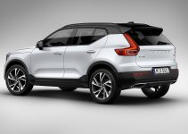 2021 Volvo V40 Owners Manual, New Model, Specification
