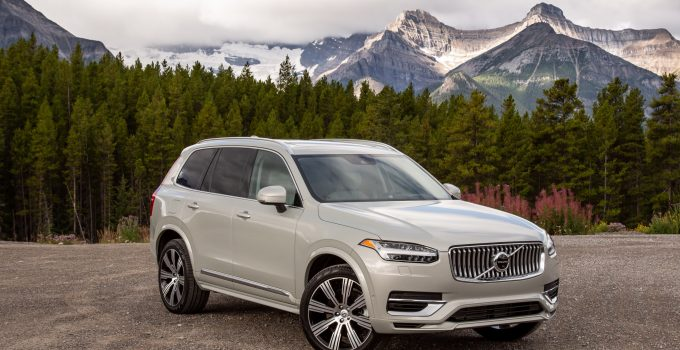 2022 Volvo Xc90 T8 Inscription, Battery Capacity, Changes