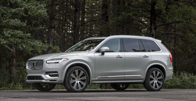 2021 Volvo Xc90 T6 Engine, Momentum Standard Features, Lease
