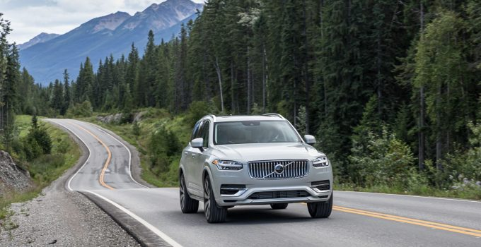 2022 Volvo Xc90 Owners Manual, Oil, Options