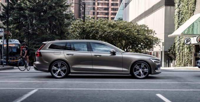 2022 Volvo V60 Cross Country Dimensiones, Engines, Forum