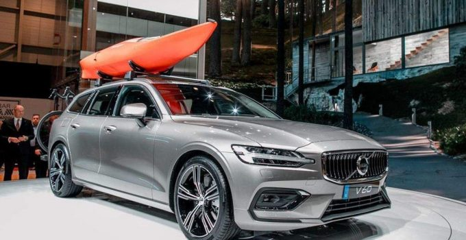 2022 Volvo V90 Cross Country Review, Dimensions, Brochure